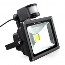 LED人感红外线 20W 感知距离 点灯时间 调节可 GY20W