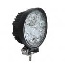 LED工作灯 27W 圆型 60° 2300LM LD27Y
