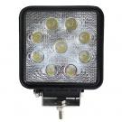 LED工作灯 27W 角型 60° 2300LM LD27F